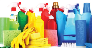 How Some Cleaning Chemicals Hurt the Environment (And You)